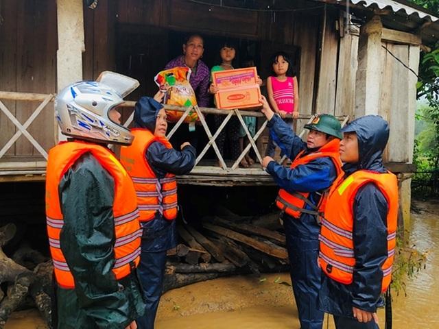 Thủ tướng quyết định xuất cấp 4.000 tấn gạo hỗ trợ miền Trung - 1