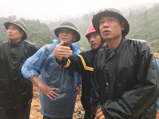 Xác định 2 điểm chôn vùi 17 công nhân thủy điện Rào Trăng 3 - 8