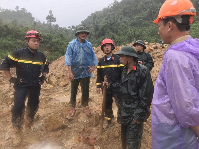 Xác định 2 điểm chôn vùi 17 công nhân thủy điện Rào Trăng 3 - 4