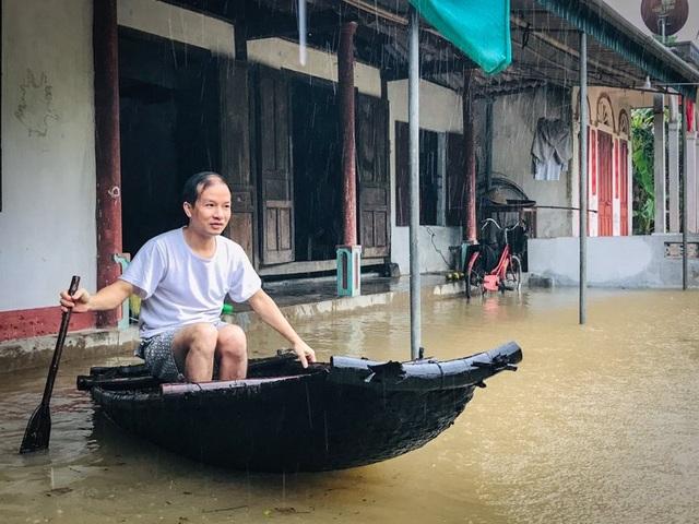 Hà Tĩnh đang gánh chịu trận lũ lụt lớn nhất trong 50 năm qua? - 5