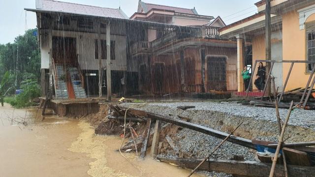 Hình ảnh lũ Quảng Bình vượt mức lịch sử năm 1979 - 13