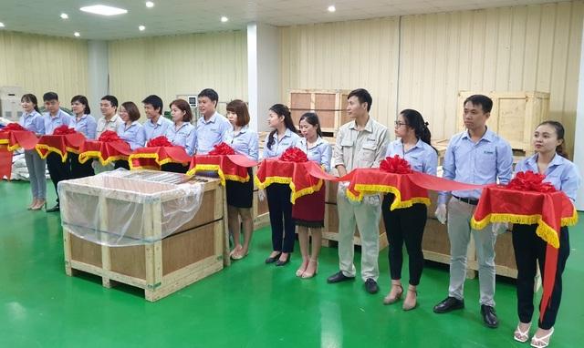 Intech Group xuất khẩu thành công con lăn sang Nhật Bản giữa mùa dịch Covid - 2