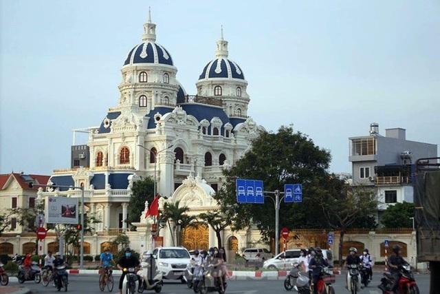 Lâu đài nghìn tỷ của đại gia xăng dầu đất Phú Thọ - 2