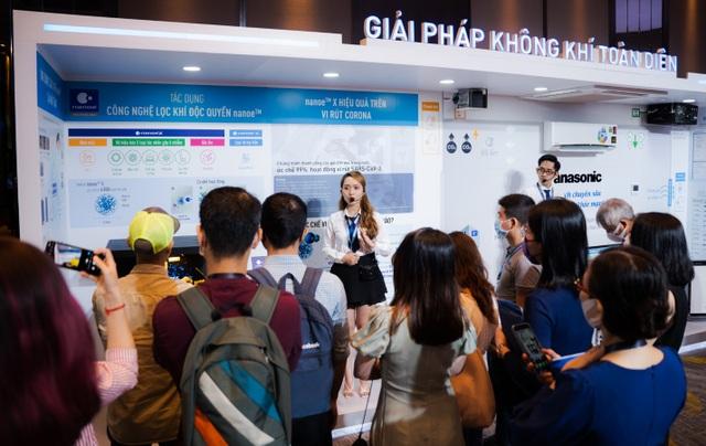 Panasonic giới thiệu giải pháp sức khỏe toàn diện nâng cao chất lượng sống của người Việt Nam - 2