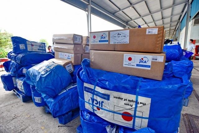 Nhật Bản hỗ trợ Thừa Thiên - Huế khắc phục hậu quả mưa lũ - 2