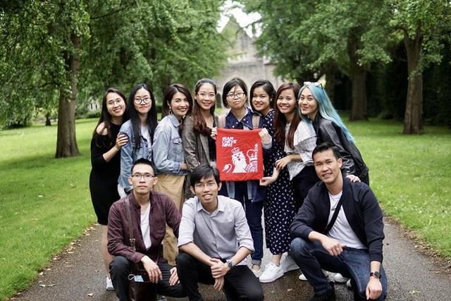 Nữ du học sinh Việt Nam gây chú ý với khóa luận thời sự về Covid-19 - 3