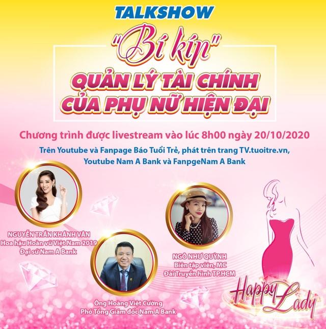 Nam A Bank triển khai nhiều hoạt động chào mừng ngày Phụ nữ Việt Nam 20/10 - 1