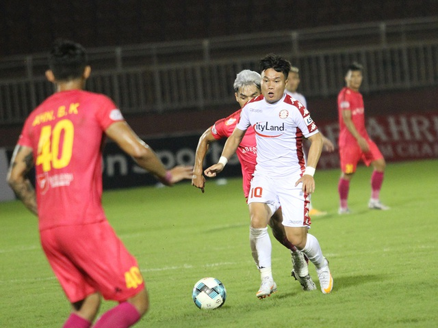 HLV Sài Gòn FC thừa nhận khó khăn trong cuộc đua vô địch - 5