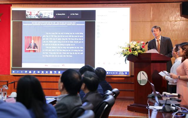 Thúc đẩy hợp tác toàn diện giáo dục đại học giữa Việt Nam và Liên bang Nga - 1