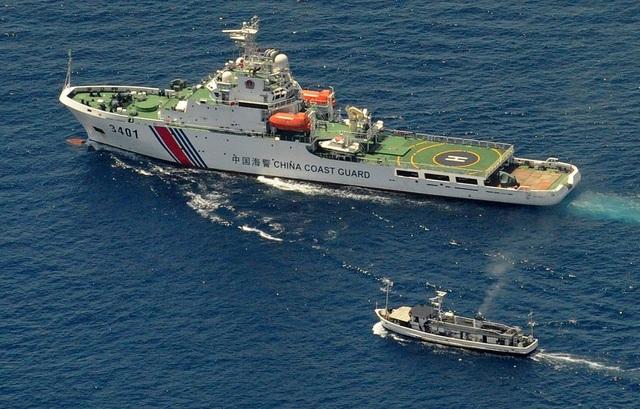 Philippines - Trung Quốc đàm phán khai thác dầu khí chung ở Biển Đông - 1