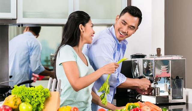 Tuyệt chiêu giữ chân chồng ở nhà vừa đỡ việc nhà lại thêm vui vẻ - 2