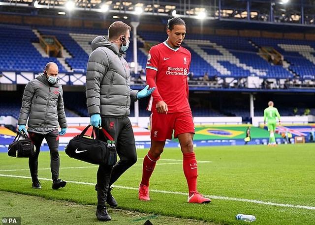 Van Dijk lên tiếng sau chấn thương đầu gối phải nghỉ 9 tháng - 2