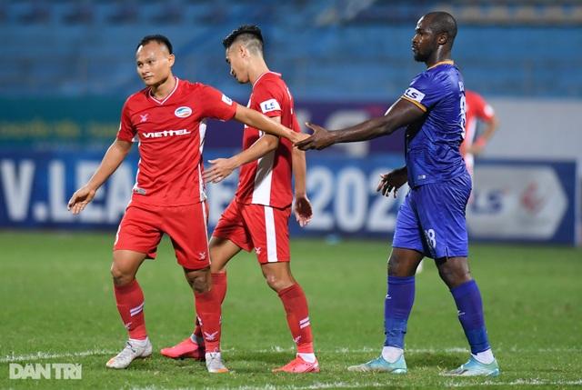Thắng Bình Dương, CLB Viettel giữ ngôi đầu bảng V-League - 4