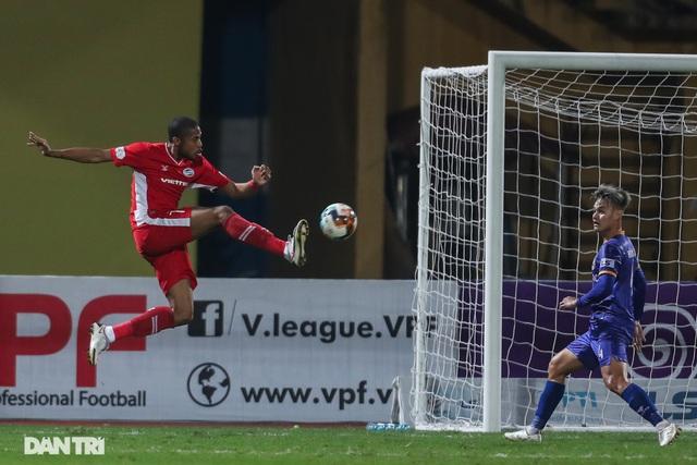 Chưa đấu CLB Hà Nội, Viettel chưa thể nghĩ đến chức vô địch V-League - 1