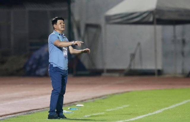 HLV Sài Gòn FC thừa nhận khó khăn trong cuộc đua vô địch - 1