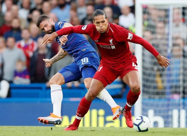 Sự vắng mặt của Van Dijk khiến Liverpool tổn hại như thế nào? - 3