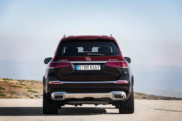 Mercedes-Maybach GLS 600 gây sốc vì giá bán - 22