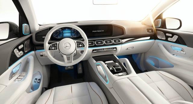 Mercedes-Maybach GLS 600 gây sốc vì giá bán - 10
