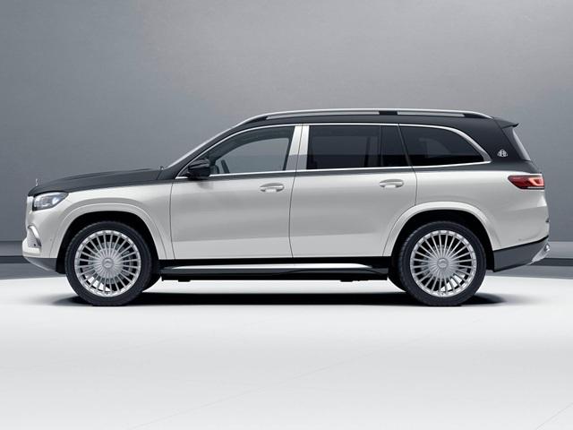 Mercedes-Maybach GLS 600 gây sốc vì giá bán - 13