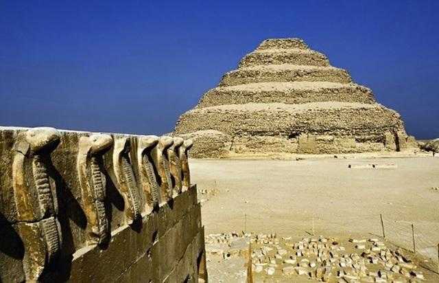 Ai Cập mở hàng chục quan tài 2.500 năm tuổi chứa xác ướp - 1
