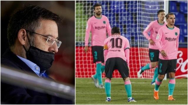 Nội bộ Barcelona dậy sóng trước trận Siêu kinh điển với Real Madrid - 1