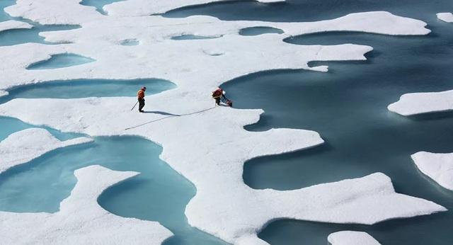 Lớp băng vĩnh cửu tan chảy có thể gây ra sóng thần mạnh ở Alaska - 1
