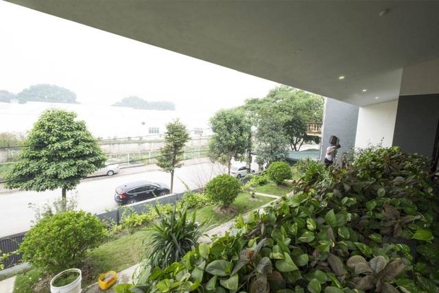 Biệt thự ở Hà Nội mát rượi quanh năm nhờ vườn cây phủ kín mặt tiền - 3