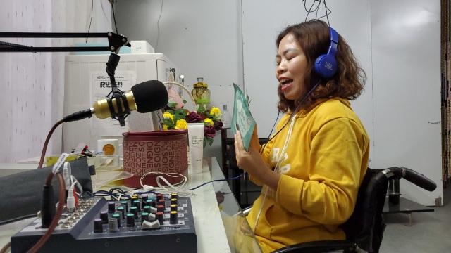 Chuyện về nữ chủ nhiệm hợp tác xã của những người khuyết tật - 5