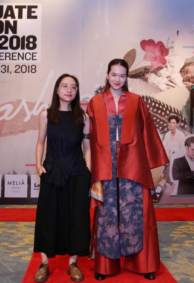 Gặp gỡ quán quân cuộc thi thiết kế thời trang bền vững lớn nhất thế giới - 2