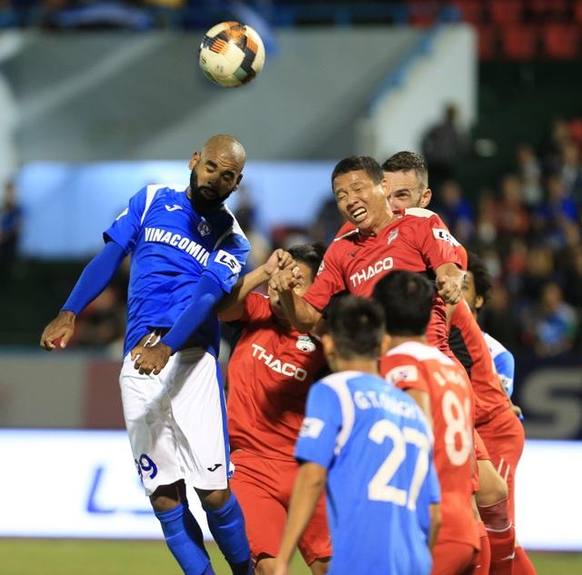 HA Gia Lai tiếp tục thua đậm trên sân của Than Quảng Ninh - 4