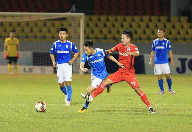 HA Gia Lai tiếp tục thua đậm trên sân của Than Quảng Ninh - 3