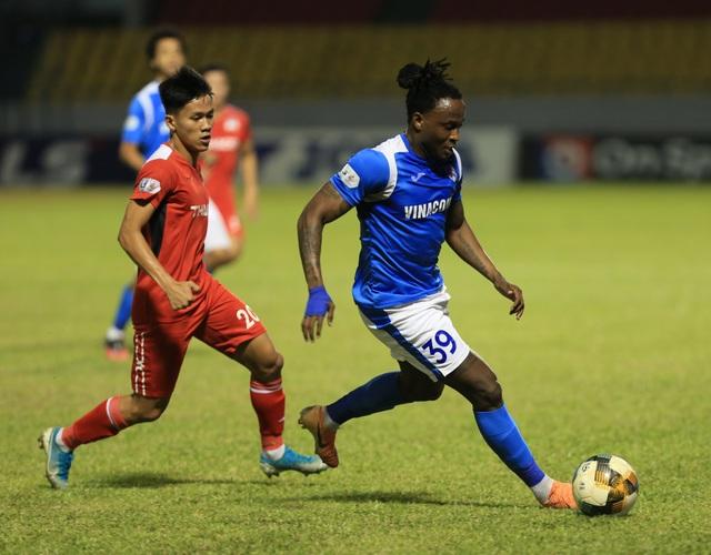 HA Gia Lai tiếp tục thua đậm trên sân của Than Quảng Ninh - 1