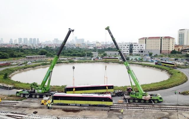Đoàn tàu Nhổn - ga Hà Nội đã về đích - 7