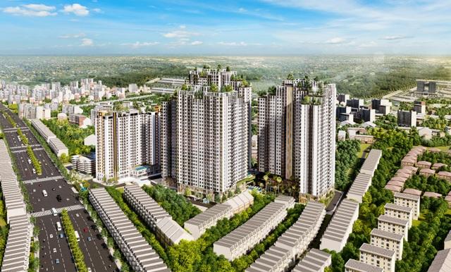 Khu căn hộ phức hợp Legend Complex ra mắt thị trường - 3
