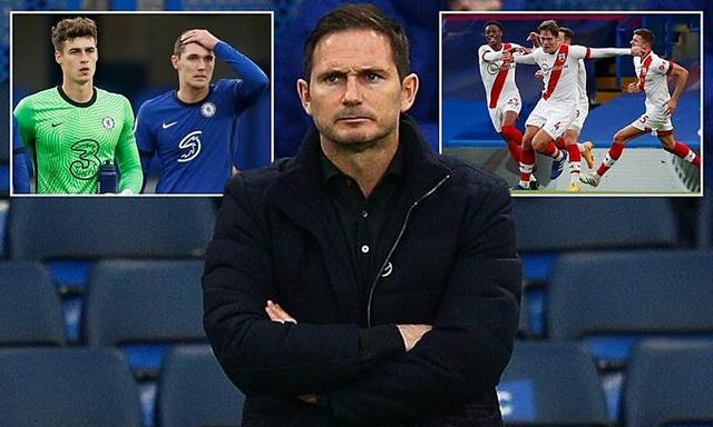 Hàng thủ tan nát của Chelsea có chống nổi cường địch Sevilla? - 2