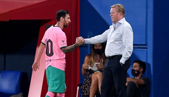 """HLV Koeman: """"Barcelona không phải ứng cử viên số 1 ở Champions League"""" - 1"""