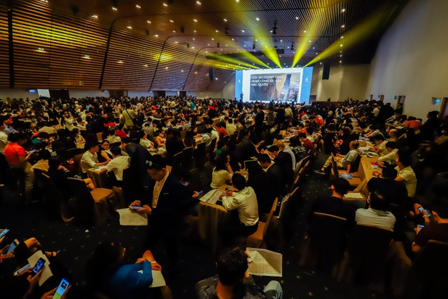 Masterise Homes khuấy động thị trường bằng sự kiện ra mắt Masteri Centre Point - 2