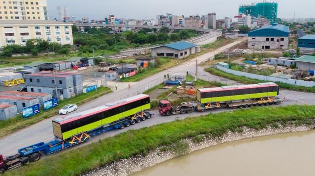 Đoàn tàu Nhổn - ga Hà Nội đã về đích - 2