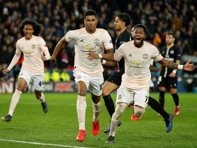 """Man Utd đã bị """"bắt bài"""" ở trận đấu với Paris Saint Germain? - 1"""