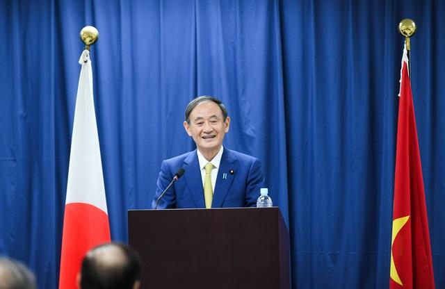 Thủ tướng Nhật Bản nói bằng tiếng Việt: Tôi yêu Việt Nam - 1