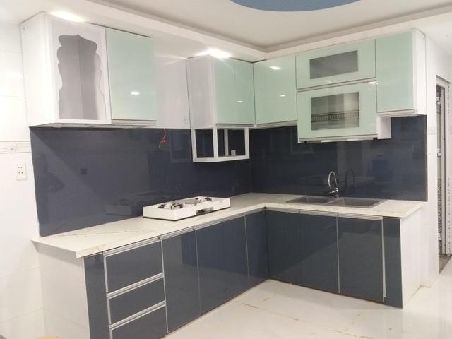 Tủ bếp nhôm kính – sự lựa chọn hoàn hảo cho mọi gia đình Việt - 1