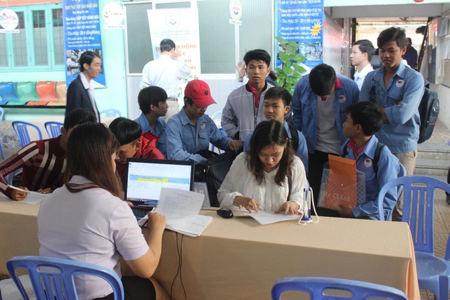 Rủi ro khi lao động tự tìm doanh nghiệp đi làm việc ở nước ngoài - 2