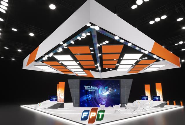 Trải nghiệm gian hàng 3D của Việt Nam tại ITU Digital World 2020 - 2