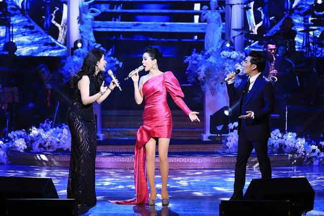 Quang Hà nồng nàn với Lệ Quyên hát mừng ngày Phụ nữ Việt Nam - 7