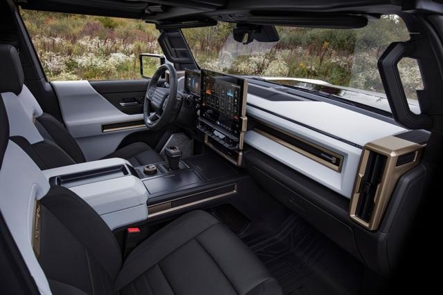 Hummer EV - Sự trở lại ấn tượng của huyền thoại off-road Mỹ - 11