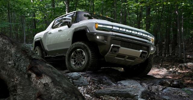 Hummer EV - Sự trở lại ấn tượng của huyền thoại off-road Mỹ - 4