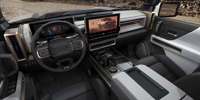 Hummer EV - Sự trở lại ấn tượng của huyền thoại off-road Mỹ - 3