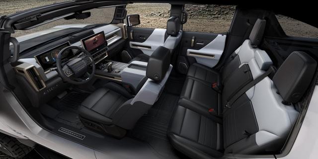 Hummer EV - Sự trở lại ấn tượng của huyền thoại off-road Mỹ - 8
