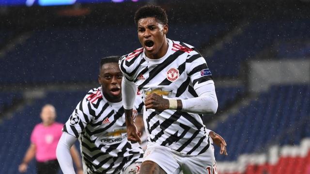 Fernandes, Rashford lập công, Man Utd lại thắng trên sân PSG - 1
