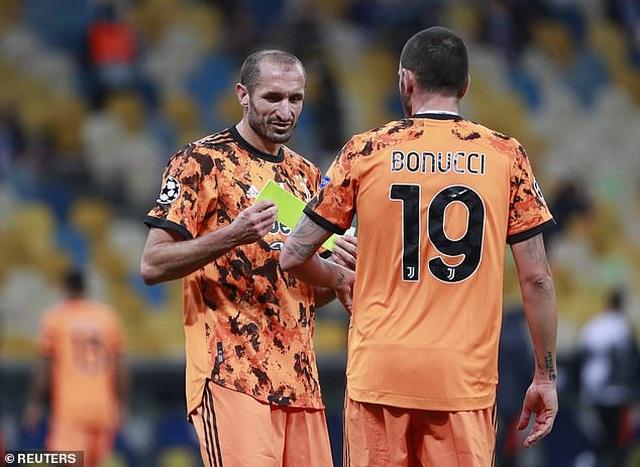 Morata lập cú đúp, Juventus giành chiến thắng trên sân của Dynamo Kiev - 3